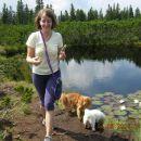 jaz, Chelsea in Kitty, Lovrenška jezera
