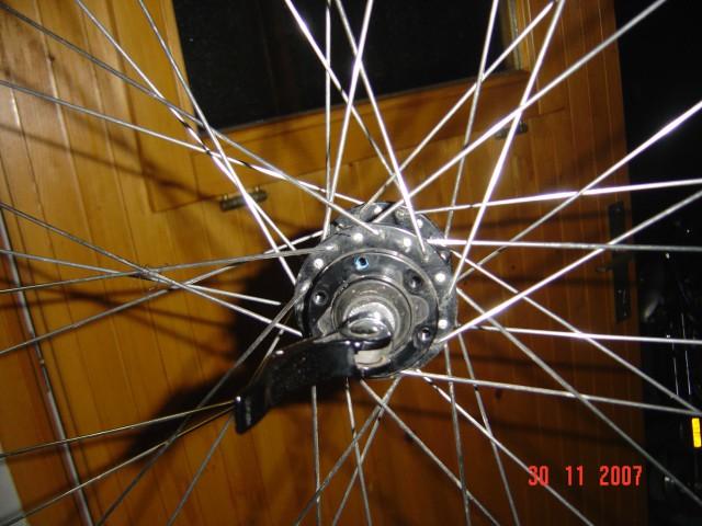 Wheelset - foto