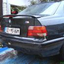 BMW e36 316i limo (karamboliran)