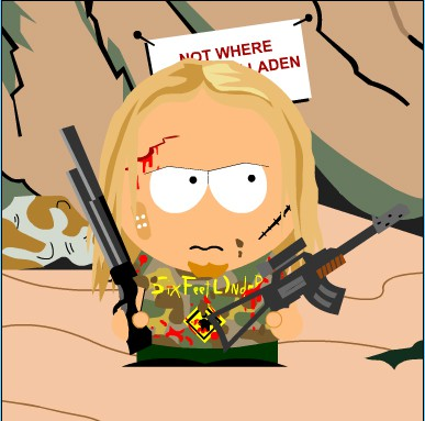I - South Park