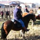 žegnanje konjev
