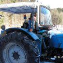 Vinko traktorist