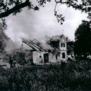 Požar Bidrove hiše leta 1912