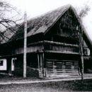 Koštarjeva hiša leta 1927