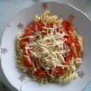 svederčki z paradižnikovo omakco
