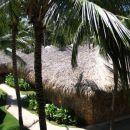 Resort je zgrajen v tipičnem karibskem stilu