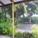 Dež se usuje kot iz škafa