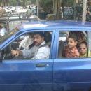 Gužva v avtu - Kairo