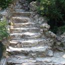 Stopnice, kot bi jih narisal