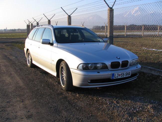 BMW 520i Touring - foto povečava