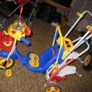 Otroški vozički prodam