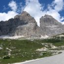 Rif. Auronzo s Tremi Cimami 2330m.