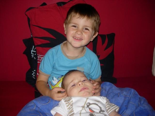 Bratranec Timo in jaz