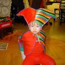 moj mali Harlekinček:)