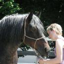 Veliko konj in malo mene :)