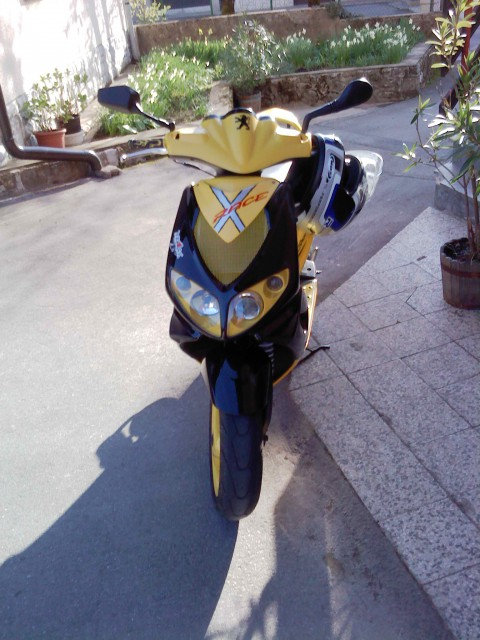 Scooter - foto