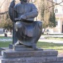 Slomškov trg - spomenik - A.M.Slomšek