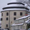 Sodni stolp na Lentu
