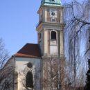 Stolna cerkev - Slomškov trg