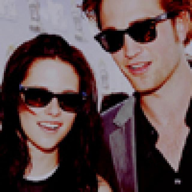 Kristen Stewart & Rob Pattinson - foto