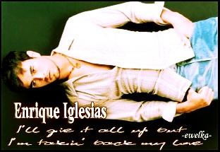 Enrique Iglesias [banerki] - foto