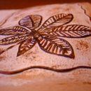 reliefna čestitka z mekolom (BojaMoja)