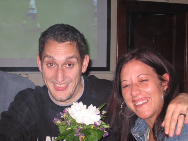 Grega in Maja...hahaha,junc...