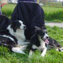 Antej in Meg najboljša prijatelja.
