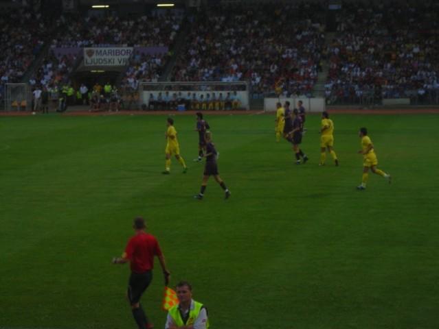 Maribor - Villareal  - foto