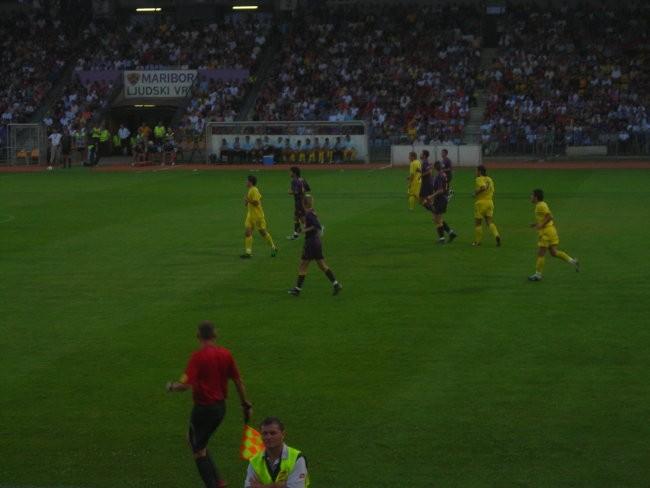 Maribor - Villareal  - foto povečava