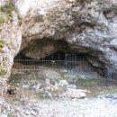 vhod v Medvedjo jamo