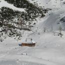 koča na planini Koren