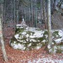 možic na skali