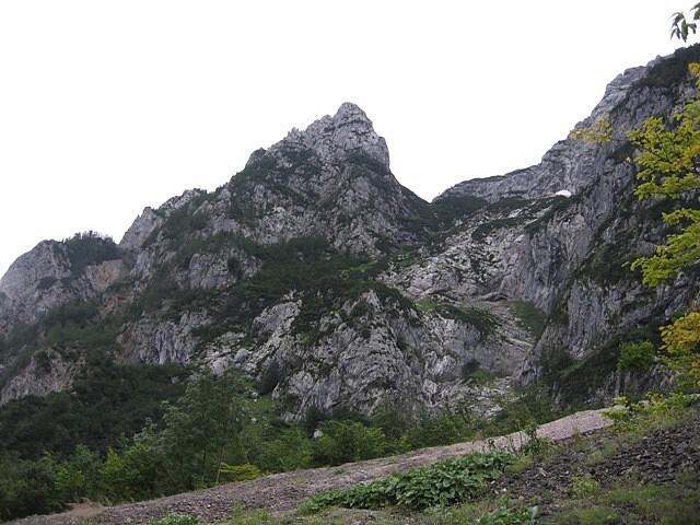 Grlo in Rjavčki vrh