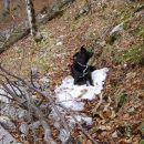tule sva se snega še razveselili