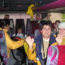 Na avtobusu se je pa zabava nadaljevala