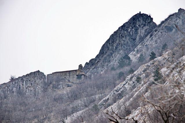 Dolina Glinščice - Val Rosandra - foto
