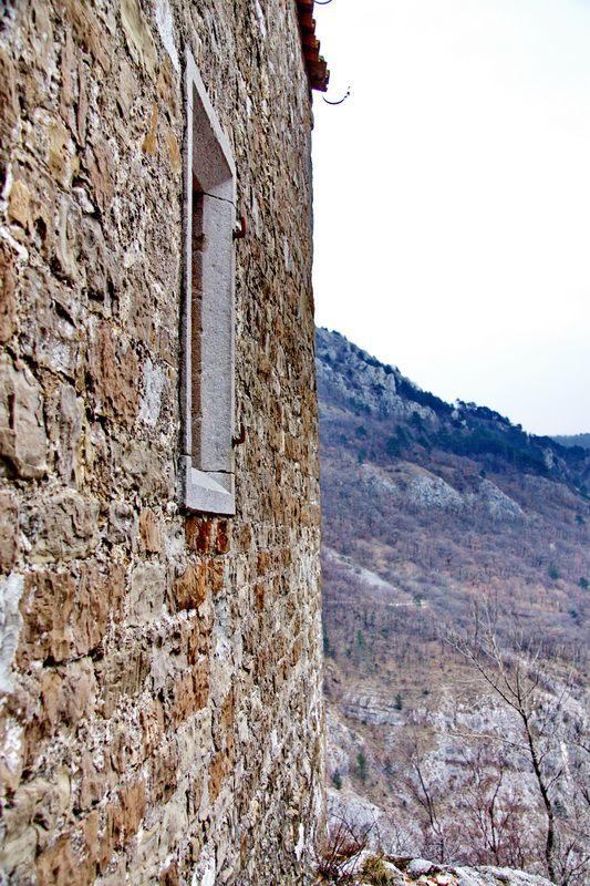 Dolina Glinščice - Val Rosandra - foto povečava