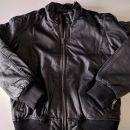 PU jakna, imitacija usnja, NOVA, vel.148, cena 10€