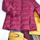 prehodna jakna, tanek puh, teddy smith, vel. S, cena 25€