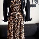 obleka, vel UNI, cena 30€, jakna Salsa, vel.S-M, cena 45€