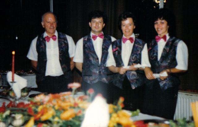 Personal otvoritev 1990