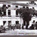 Gostilna Komel na lokaciji sedanjega Gostišča Šterk