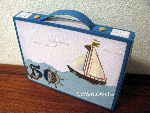 DARILNE škatlice, vrečke - foto