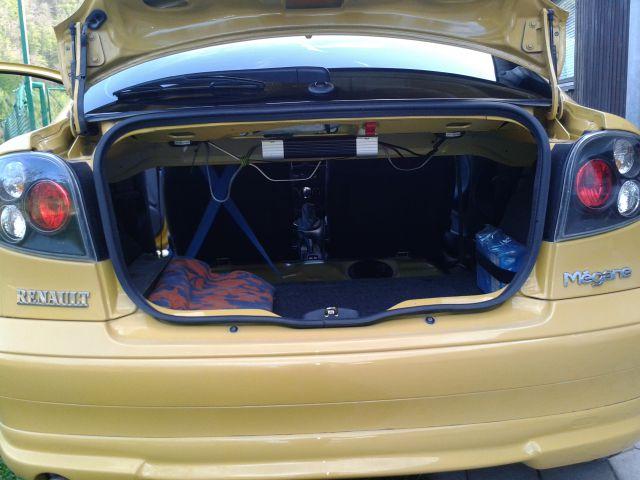 Hujšanje avta - foto