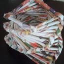 mala vazica - rolan papir