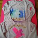 2 x kratek pulover 158 konji