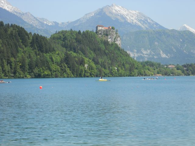 Ekoregata - Bled 19.05.2012 - foto