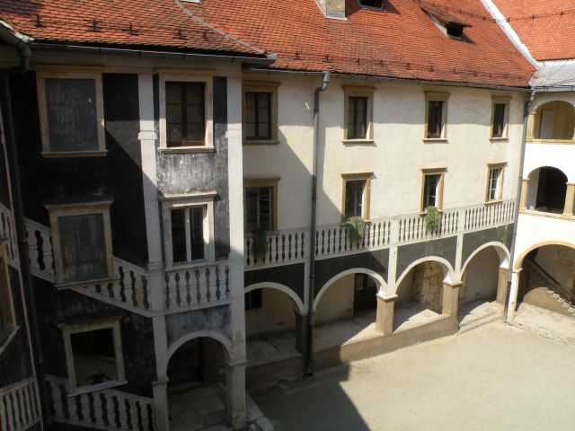 Brestaniška grad - foto