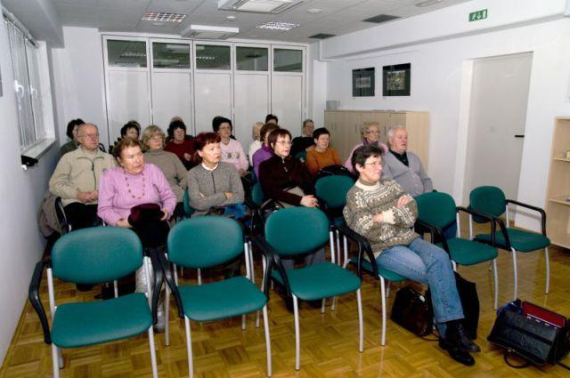 Predavanje Tanje Košar 10.2.2010 - foto